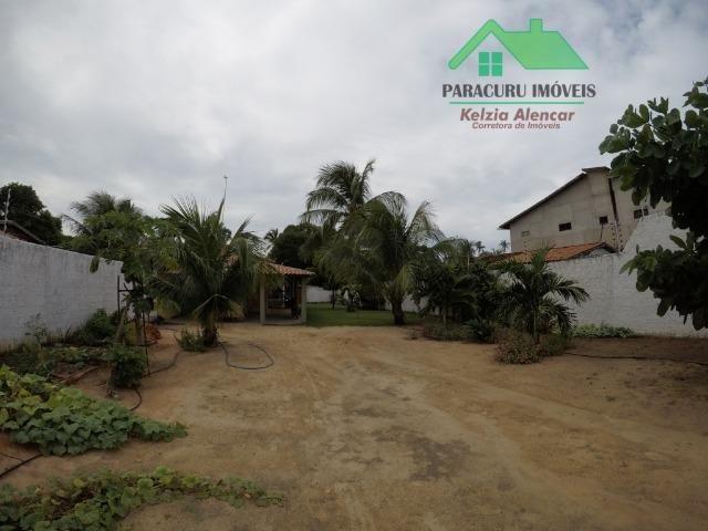 Agradável casa com amplo terreno próximo à praia do kite de Paracuru - Foto 3