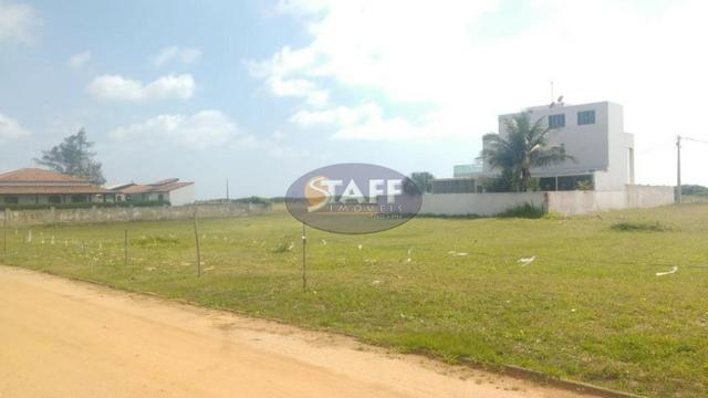 KE- Lotes de 384 m² e 450 m² dentro do Condomínio Orla 500 em Unamar - Cabo Frio - Foto 2
