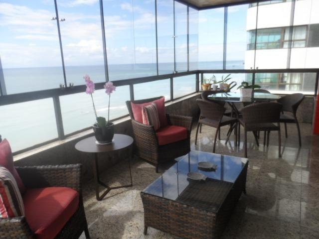 Apartamento com 4 Quartos na Beira Mar de Piedade Lazer Completo - Foto 11