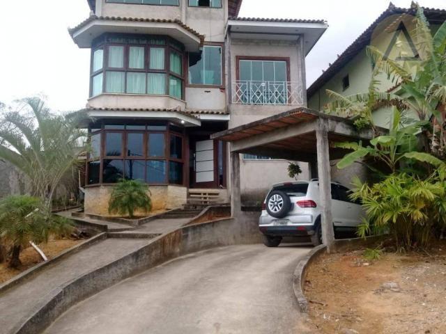 Atlântica imóveis tem excelente casa para venda no bairro Extensão Serramar em Rio das Ost - Foto 19