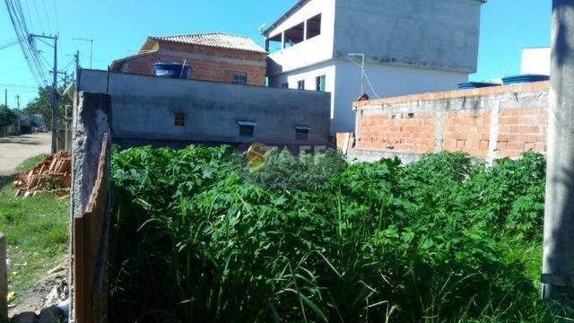 KE- Terreno de 160 m² em Unamar-Cabo Frio