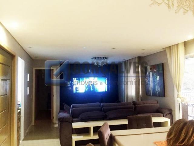 Apartamento à venda com 3 dormitórios em Centro, Sao bernardo do campo cod:1030-1-127735 - Foto 3