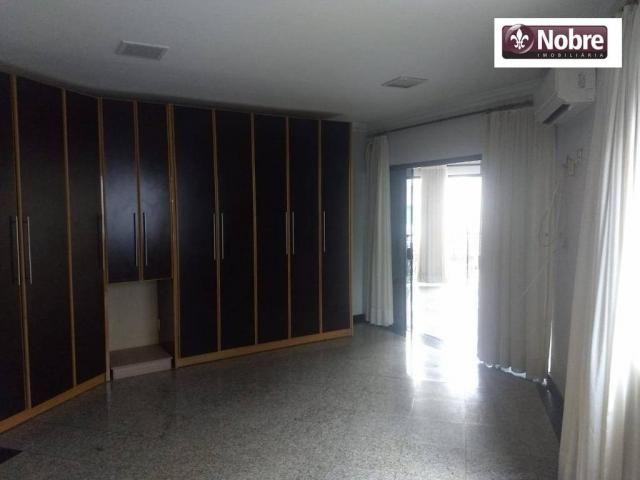 Sobrado com 4 dormitórios para alugar, 289 m² por r$ 3.520/mês - plano diretor sul - palma - Foto 10
