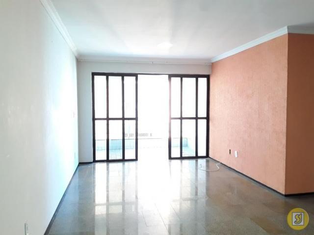 Apartamento para alugar com 3 dormitórios em Mucuripe, Fortaleza cod:23770 - Foto 2