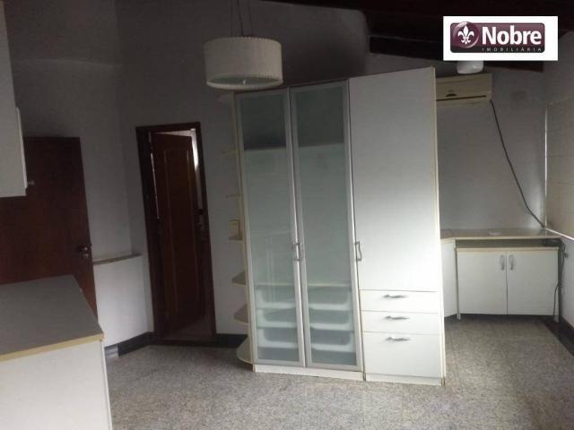 Sobrado com 4 dormitórios para alugar, 289 m² por r$ 3.520/mês - plano diretor sul - palma - Foto 18