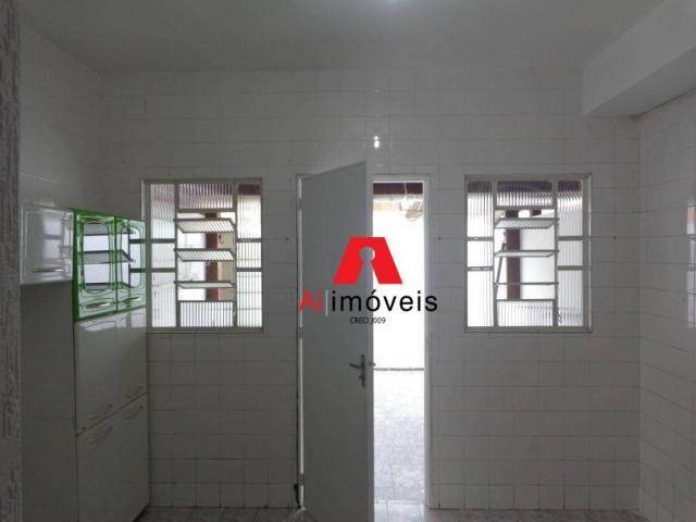 Sobrado com 2 dormitórios para alugar, 72 m² por r$ 1.150/mês - isaura parente - rio branc - Foto 3