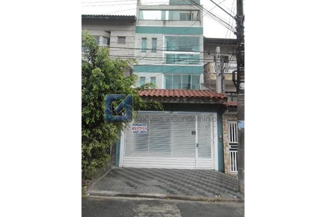 Apartamento à venda com 3 dormitórios em Jardim milena, Santo andre cod:1030-1-125937