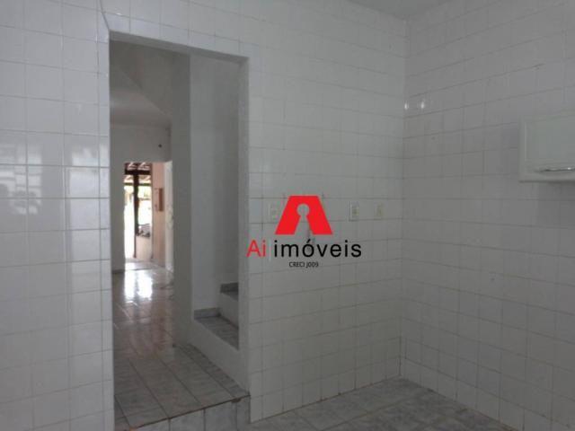 Sobrado com 2 dormitórios para alugar, 72 m² por r$ 1.150/mês - isaura parente - rio branc - Foto 6
