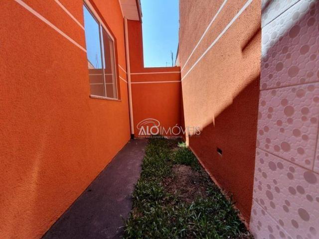 Casa com 2 dormitórios à venda, 41 m² por r$ 160.000 - campo de santana - curitiba/pr - Foto 15
