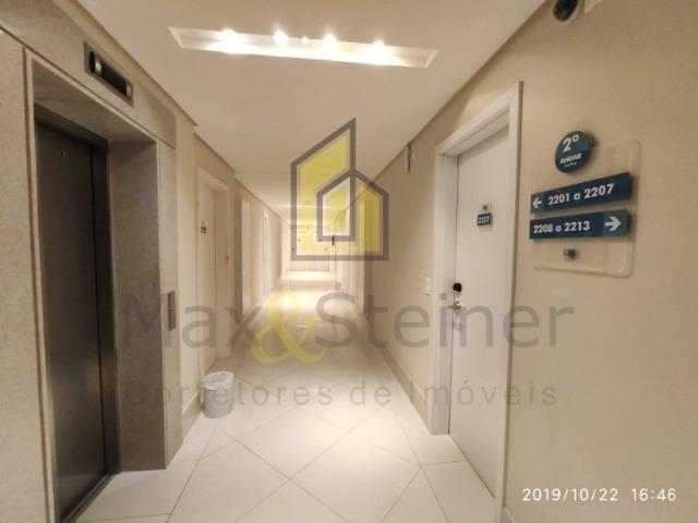 Ingleses& Lindo Loft Mobiliado de 01 dormitório. Apart Hotel com toda infraestrutura! - Foto 5