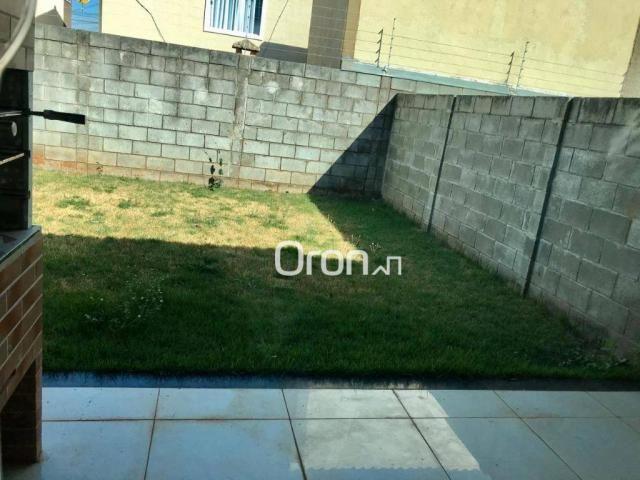 Sobrado à venda, 131 m² por r$ 440.000,00 - residencial center ville - goiânia/go - Foto 15