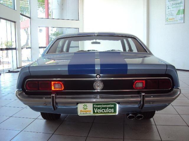 Maverick sedan v8 302 super luxo gasolina automático - Foto 4