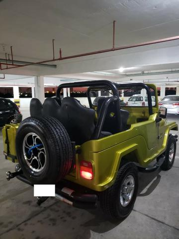 Jeep Willys - TOP - Foto 6
