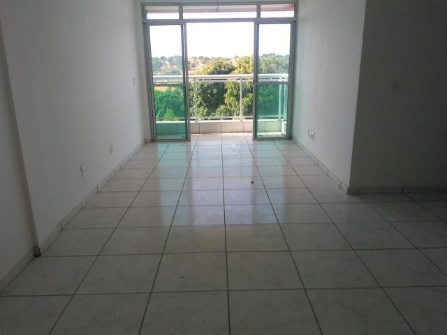 Apartamento novo, 03 suítes, 84 m² na zona leste, aceita troca ou financiamento! - Foto 3
