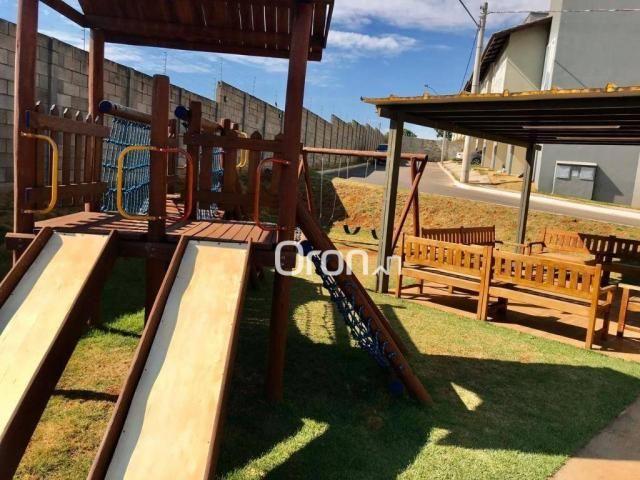 Sobrado à venda, 131 m² por r$ 440.000,00 - residencial center ville - goiânia/go - Foto 20