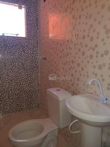 Casa com 2 dormitórios à venda, 41 m² por r$ 160.000 - campo de santana - curitiba/pr - Foto 19