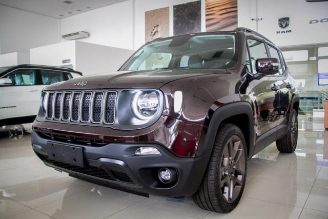 JEEP RENEGADE 1.8 16V FLEX LIMITED 4P AUT - Foto 2