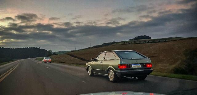 Gol quadrado turbo 1993 - Foto 6