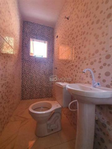Casa com 2 dormitórios à venda, 41 m² por r$ 160.000 - campo de santana - curitiba/pr - Foto 20