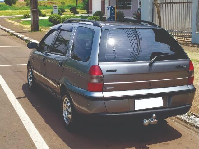 Palio Weekend 1.5 mpi 4p - 98 - Gasolina