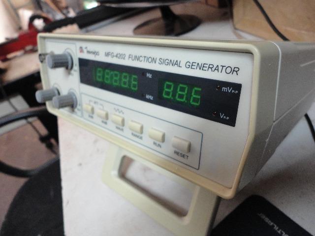 Gerador de funções Minipa MFG 4202
