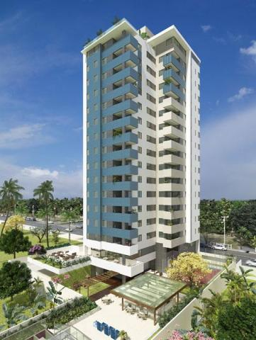 Apartamento à venda, 84 m² por R$ 460.000,00 - Jardim Cidade Universitária - João Pessoa/P