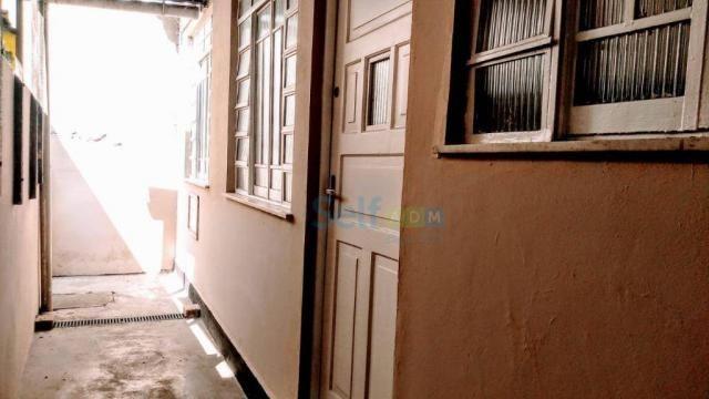Casa com 1 dormitório para alugar, 40 m² - Barreto - Niterói/RJ - Foto 2