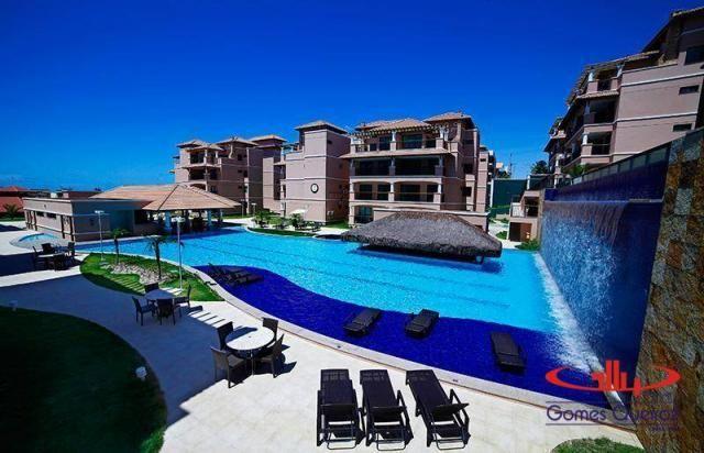 Apartamento com 3 dormitórios à venda, 136 m² por R$ 650.000,00 - Porto das Dunas - Aquira - Foto 20