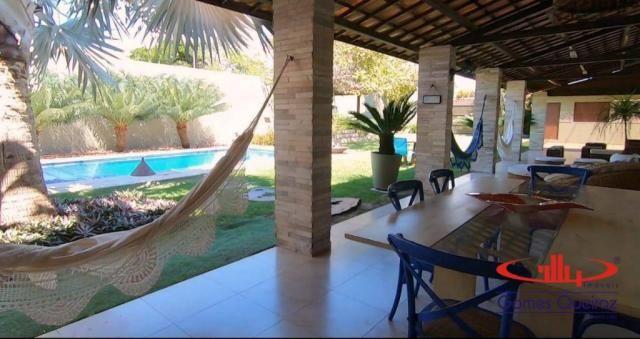 Casa com 5 dormitórios à venda, 350 m² por R$ 1.200.000 - Porto das Dunas - Aquiraz/CE - Foto 5