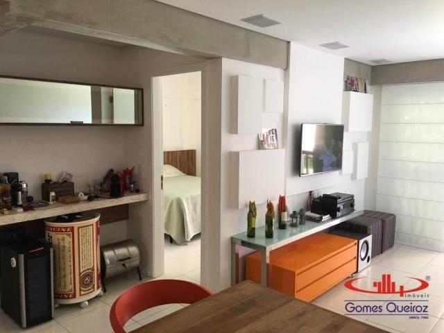 Apartamento com 2 dormitórios à venda, 68 m² por R$ 450.000,00 - Porto das Dunas - Aquiraz - Foto 9