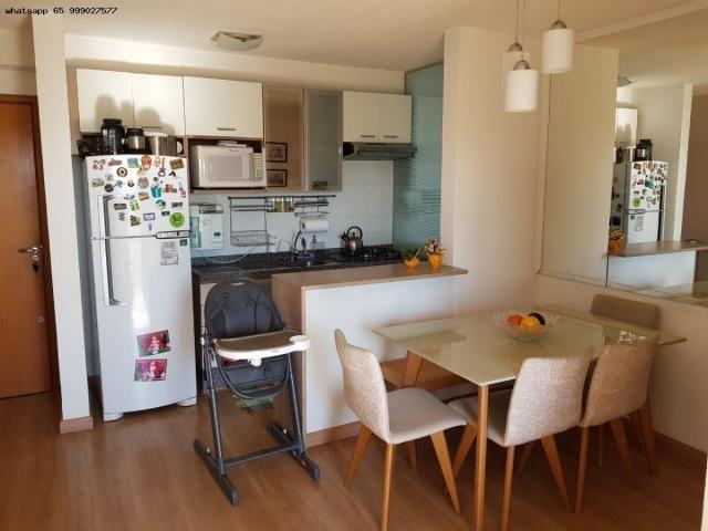 Apartamento para Venda em Cuiabá, Boa Esperança, 3 dormitórios, 1 suíte, 2 banheiros, 2 va - Foto 14