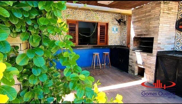 Casa com 5 dormitórios à venda, 350 m² por R$ 1.200.000 - Porto das Dunas - Aquiraz/CE - Foto 7