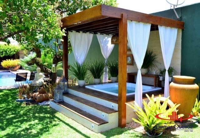 Casa com 5 dormitórios à venda, 350 m² por R$ 1.200.000 - Porto das Dunas - Aquiraz/CE - Foto 2
