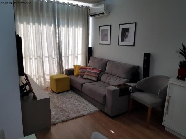 Apartamento para Venda em Cuiabá, Boa Esperança, 3 dormitórios, 1 suíte, 2 banheiros, 2 va - Foto 3