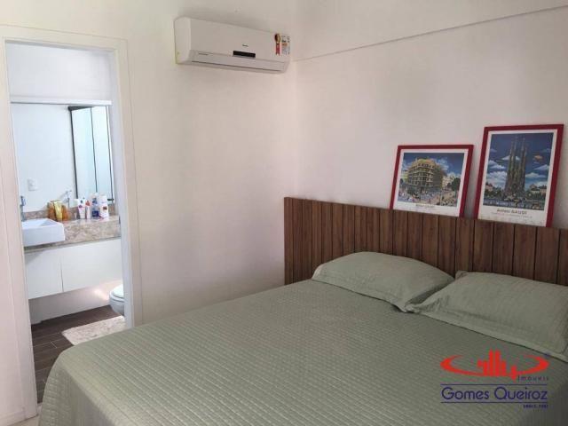 Apartamento com 2 dormitórios à venda, 68 m² por R$ 450.000,00 - Porto das Dunas - Aquiraz - Foto 10