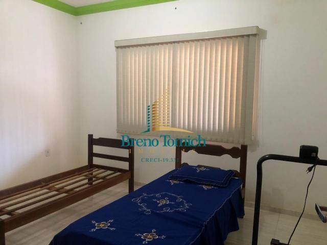 Casa com 2 dormitórios à venda, 106 m² por R$ 280.000 - Residencial Laranjeiras São Jacint - Foto 6