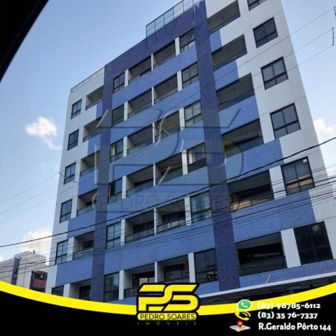 Flat com 1 dormitório para alugar, 1 m² por R$ 2.200,00/mês - Tambaú - João Pessoa/PB