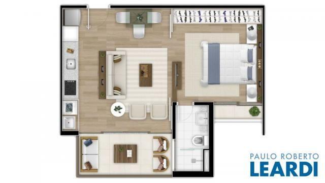 Apartamento à venda com 1 dormitórios em Pinheiros, São paulo cod:603776 - Foto 3
