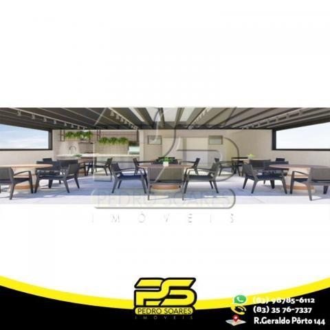 Flat com 3 dormitórios à venda, 60 m² por R$ 265.524 - Jardim Oceania - João Pessoa/PB - Foto 5