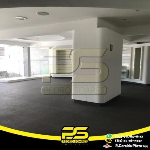 Casa com 4 dormitórios para alugar por R$ 7.000,00/mês - Tambaú - João Pessoa/PB - Foto 3