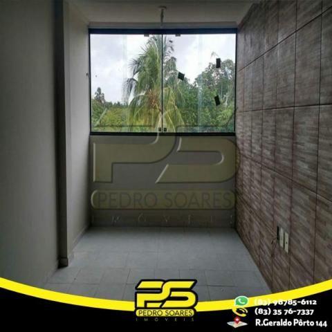 Apartamento com 3 dormitórios para alugar, 80 m² por R$ 1.100,00/mês - Jardim Cidade Unive - Foto 6