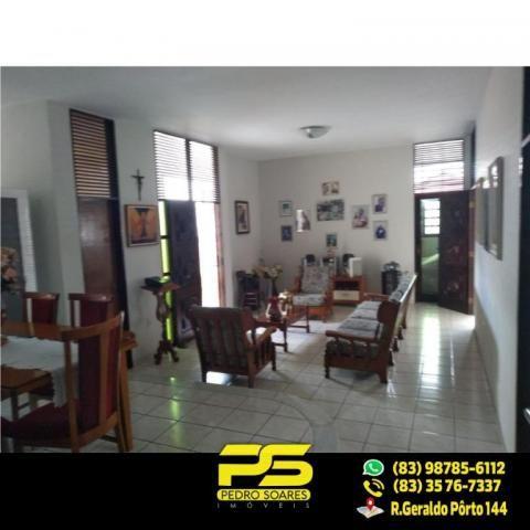 (EXCELENTE) Casa c/ 4 qts, 1 st, DCE, à venda, 420 m² por R$ 650.000 - Cristo Redentor - Foto 14
