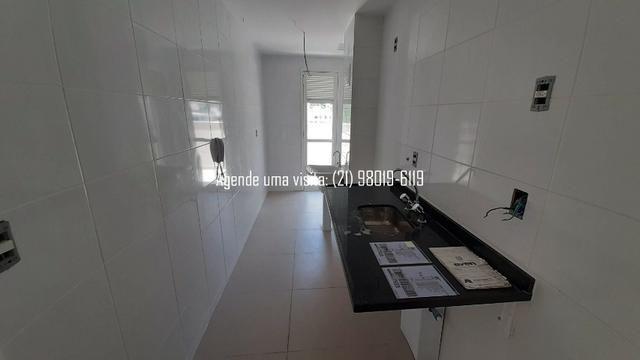 Cobertura linear em Botafogo, no You, Real Grandeza, 156m, 3 quartos, vista Cristo - Foto 8