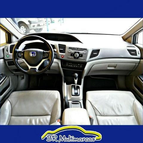 Honda Civic LXL Flex 2013 vendido - Foto 4