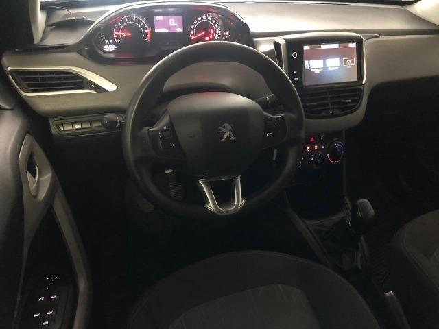 Peugeot 208 Active 1.2 Flex Manual Completo 2016/17 - Foto 9