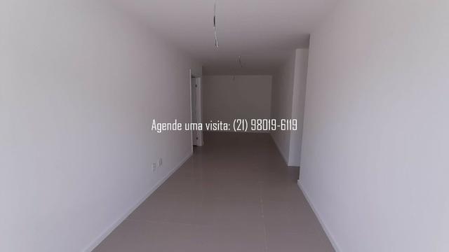 Cobertura linear em Botafogo, no You, Real Grandeza, 156m, 3 quartos, vista Cristo - Foto 6