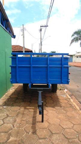 Carreta Agrícola Semi Nova - Foto 2