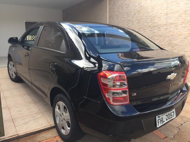 Chevrolet Cobalt LT Automático unico dono - Foto 3