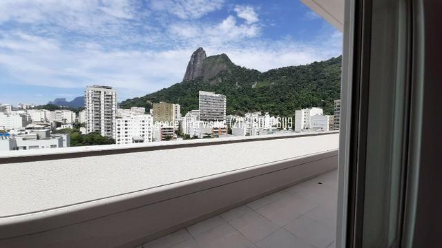 Cobertura linear em Botafogo, no You, Real Grandeza, 156m, 3 quartos, vista Cristo - Foto 15
