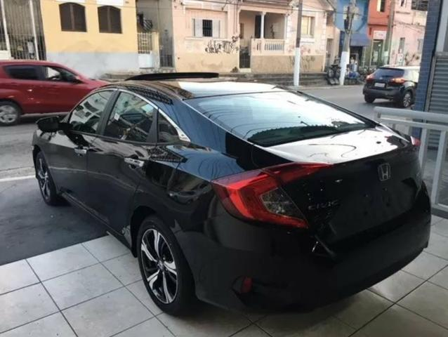 Honda Civic Touring 1.6 At Turbo